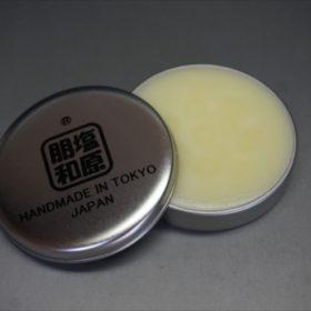 塩原レザーのオリジナル牛脂ワックス画像2