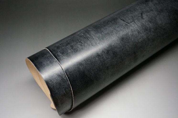 セドウィック社のブライドルレザーのブラックカラーの画像