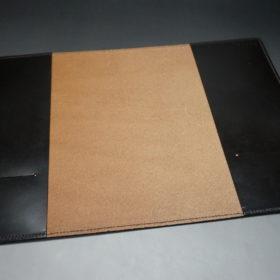 A5判手帳カバーのチョコの内側全体