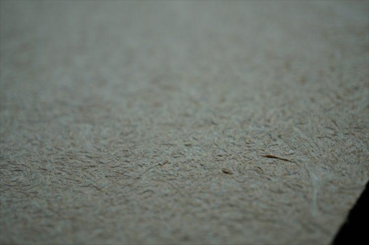 ブライドルレザーの床面の寄った画像