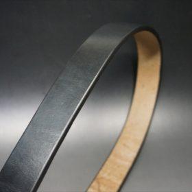 J.ベイカー社製ブライドルレザーのブラックのゴールドバックルのベルトのLサイズの帯