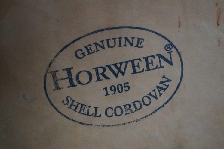 ホーウィン社のスタンプ