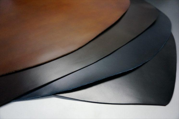 レーデルオガワ社製オイルコードバンの一覧画像