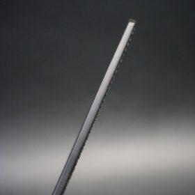 ホーウィン社製シェルコードバンのブラック色のカードケース-1-5