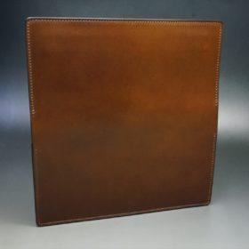 レーデルオガワ社製オイル仕上げコードバンの長財布(ゴールド色)-1-5