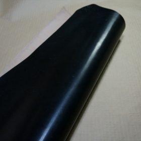 セドウィック社製ブライドルレザーのブラック色の1.3mm厚-1-4