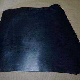 セドウィック社製ブライドルレザーのネイビー色の0.7mm厚-1-2