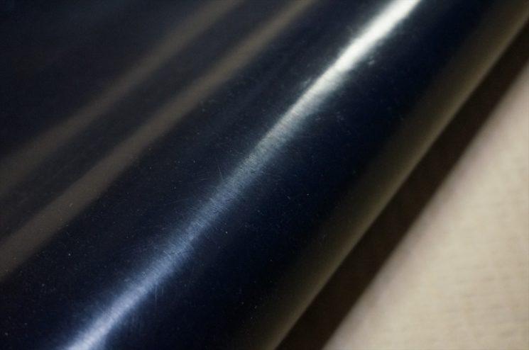 セドウィック社製ブライドルレザーのネイビー色の1.0mm厚-1-1