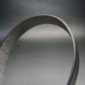 クレイトン社製ブライドルレザーのダークブラウン色のベルト(30mm/cg/mサイズ)-1-4