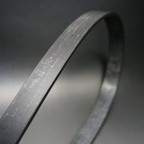 グレードレザー社製ブライドルレザーのブラック色のベルト(30mm/cs/lサイズ)-1-3