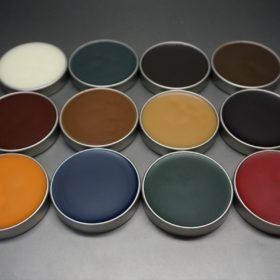 蜜蝋ワックスの染料タイプのカラーサンプル