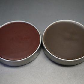 蜜蝋ワックスの染料タイプのオレンジブラウン色-1-4