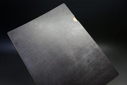 セドウィック社製ブライドルレザーのチョコ色の床革ファイル-1-1