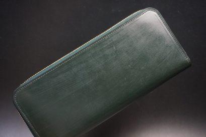 クレイトン社製ブライドルレザーの長財布