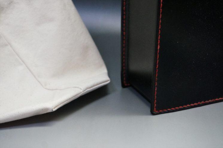 内縫い製品と外縫い製品の比較画像