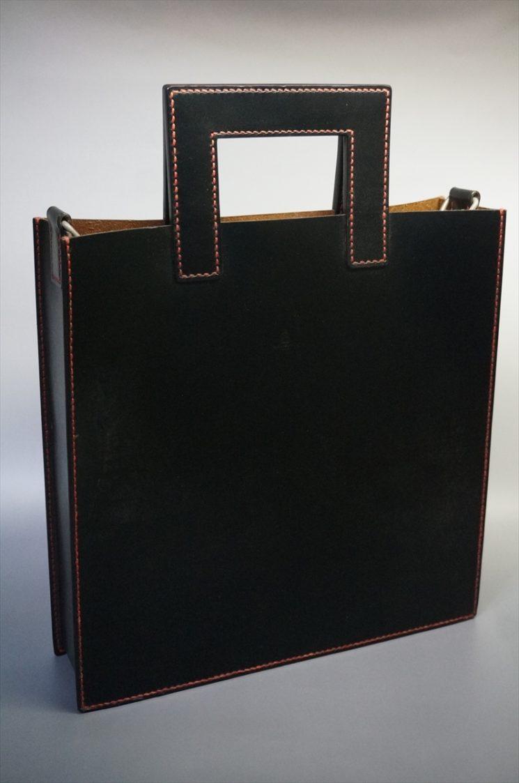 10年間使用したブライドルレザーのトートバッグ