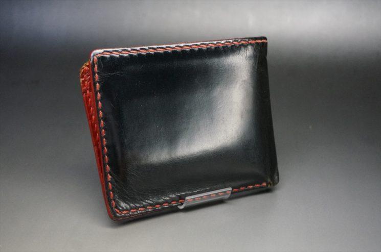 10年間使用したブライドルレザーの二つ折り財布