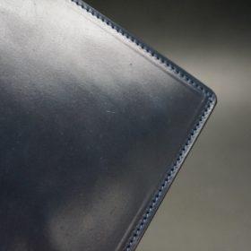 ホーウィンコードバンのネイビー色の拡大画像