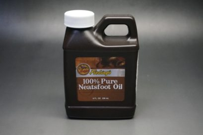 牛脚油の正面