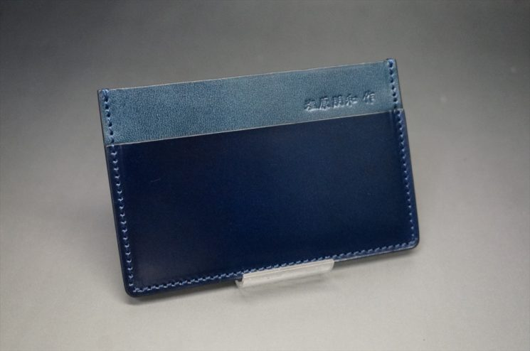 エイジング7日目のカードケース