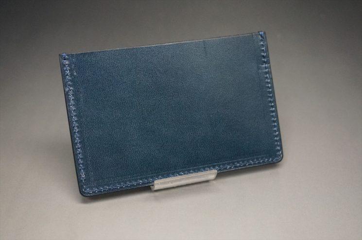 エイジング7日目のカードケースの背面