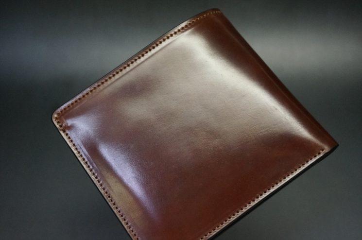 使用開始3日目の二つ折り財布