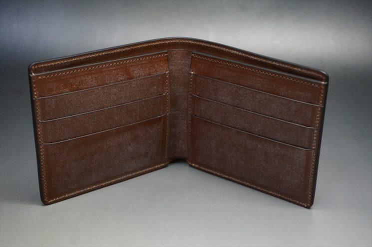 3日目使用した財布の内側