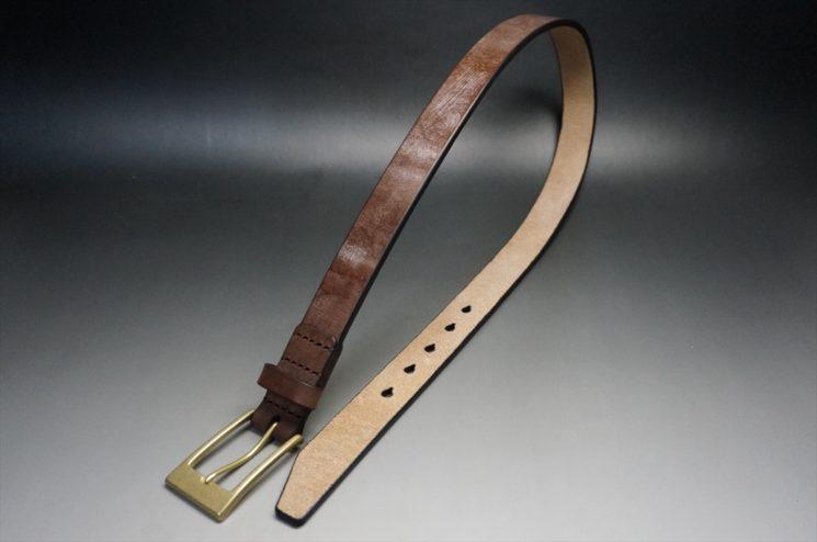 J.ベイカー社製ブライドルレザーのベルト