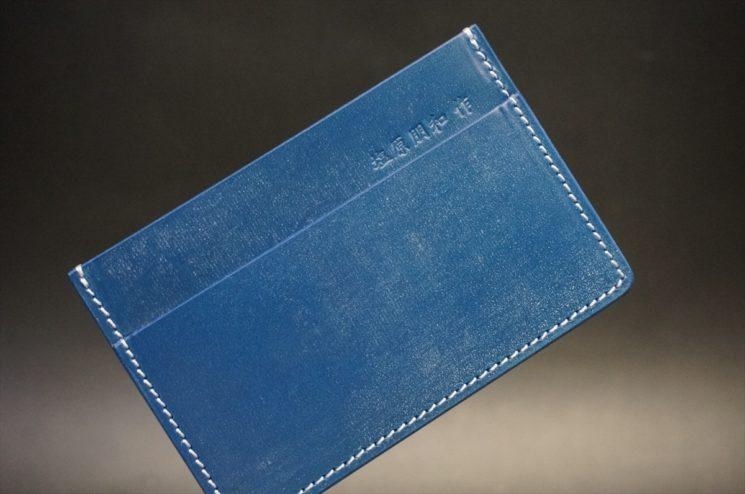 トーマスウェア社製ブライドルレザーのカードケース