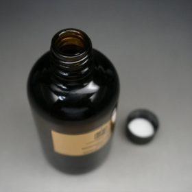 上部から見た瓶の中身