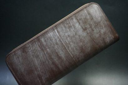 メトロポリタン社製ブライドルレザーの長財布