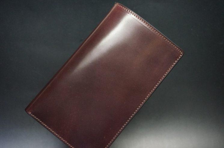 ホーウィンコードバンの二つ折り財布