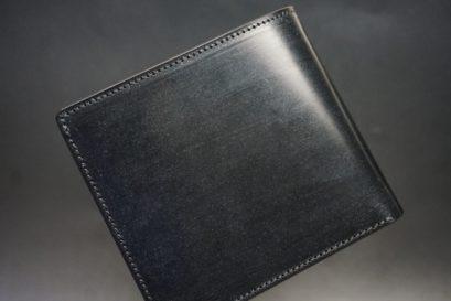 セドウィック社製ブライドルレザーのブラック色の財布