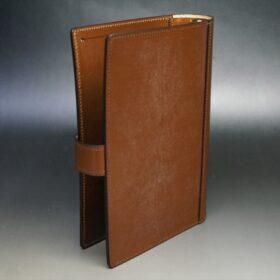 システム手帳の背面側