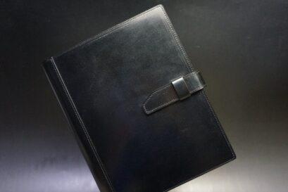 ブライドルレザーのA5システム手帳