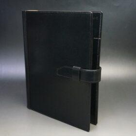システム手帳の正面