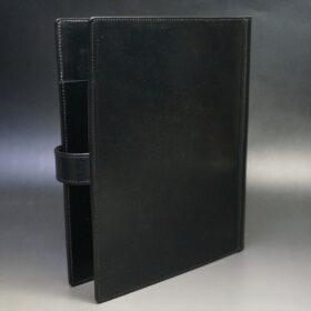 システム手帳の背面