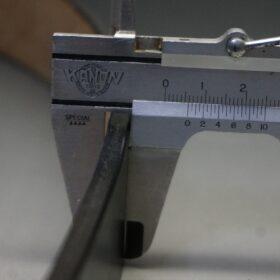 約6mm厚の極厚ベルト