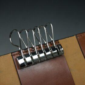 アミエ社の高級6連キー金具