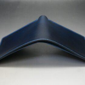 左右対称の二つ折り財布