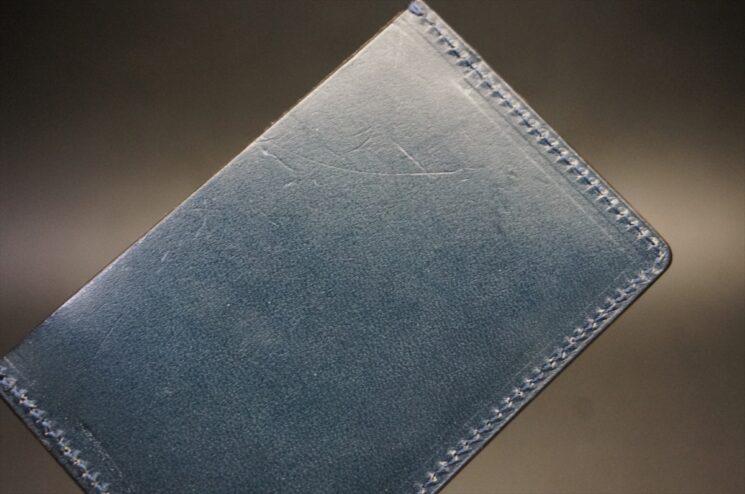 10か月使用したカードケースの背面側